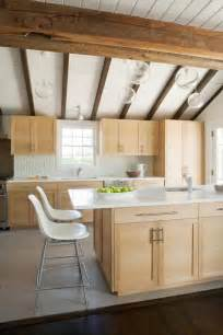 Kitchens With Light Maple Cabinets Maple Cabinets On Maple Kitchen Cabinets Cabinets And Granite