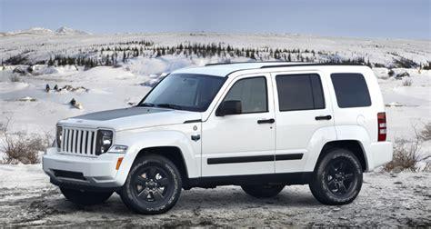 2012 Jeep Liberty Arctic 2012 Jeep Liberty Arctic Edition Joins Wrangler For