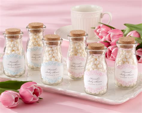 Favors ideas for baby girl shower wedding favors candles baby shower