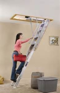 attic ladder the best attic ladders and pull attic