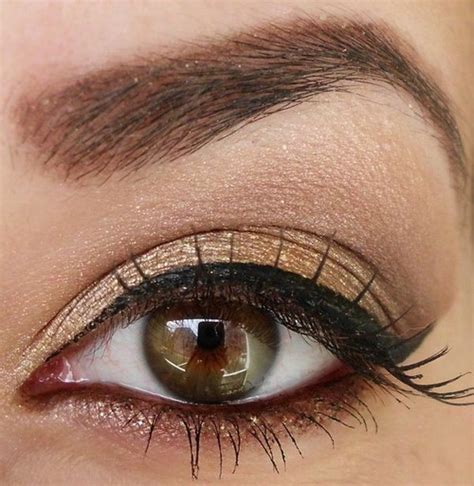 Eyeshadow Simple easy everyday eye makeup for brown eye makeup ideas makeup everyday eye