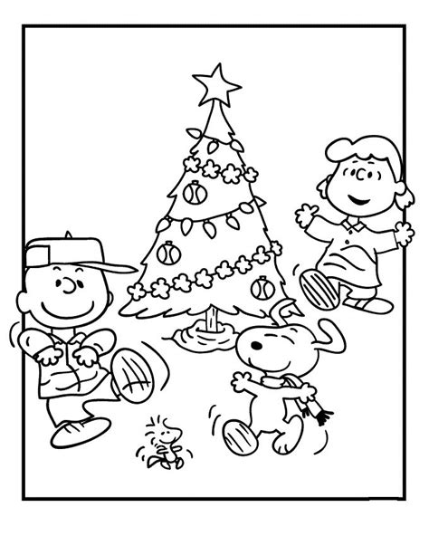 merry christmas charlie brown coloring pages 35 best images about snoopy on pinterest pilots merry