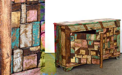 arredamento con materiali riciclati mobili legno riciclato arredo ecocreativo mobili riciclati