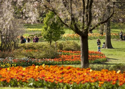 Garden Guilford by Blooms At Sherwood Gardens Through The Years