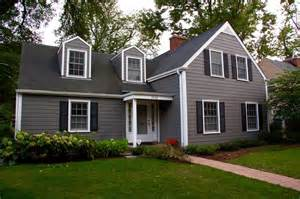 Exterior Brick Colors For Homes - cape cod style home evanston il in james hardie siding amp trim traditional exterior