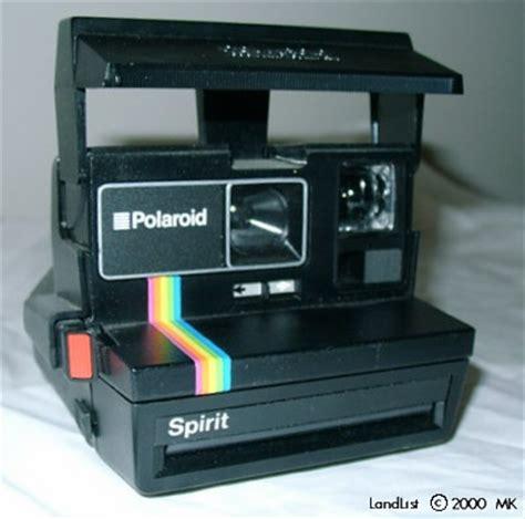 polaroid land 600 polaroid 600 land spirit my collection