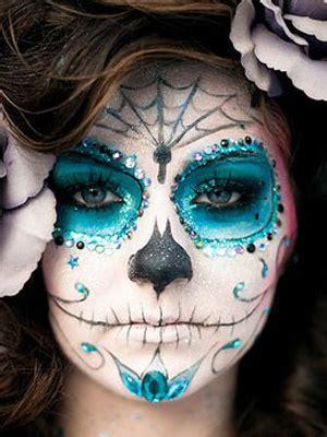 imagenes de calaveras maquillaje maquillaje de halloween calaveras mexicanas ideas