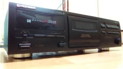 flex tape advert boat pioneer ct s250 stereo cassette deck for sale in clarehall