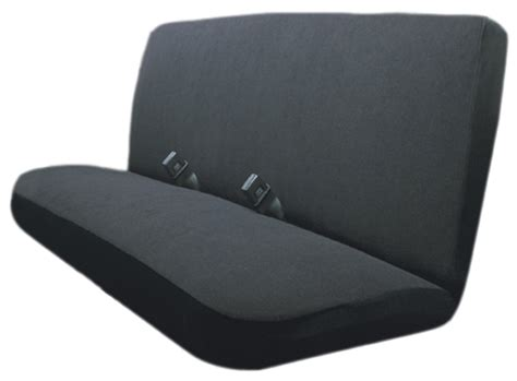 black bench seat cover terry velour black bench seat cover ali67 6354blk