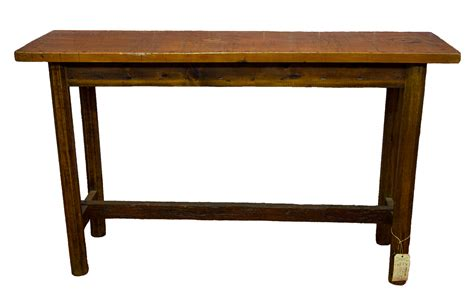 small utility side table vr antiques