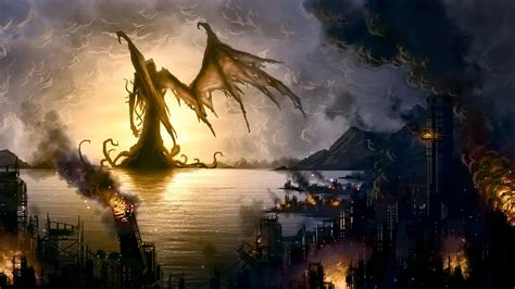 libro the rising antichrist is antichrist apocalypse artwork cthulhu demons fantasy art walldevil