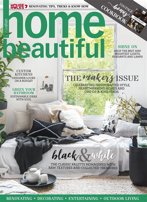 home beautiful magazine home beautiful is the perfect magazine to promote over