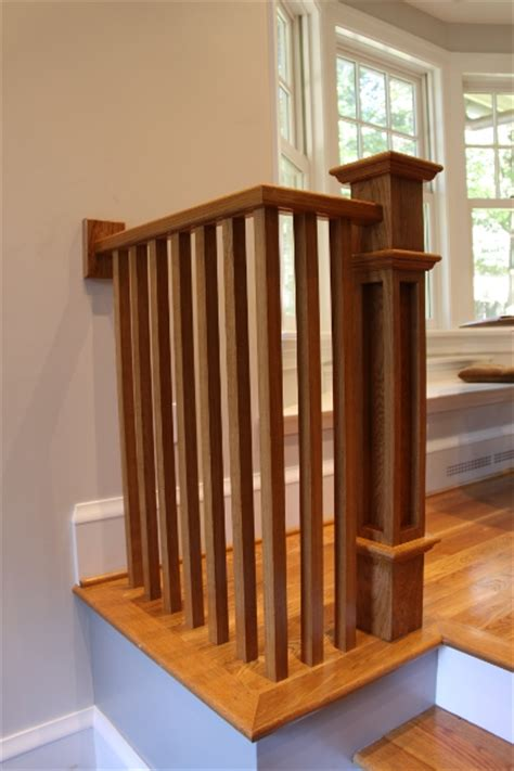 Handrail Balusters Yeager Woodworking Furniture And Cabinetry Img 4178