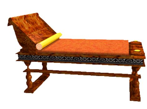 roman couch triclinium couch
