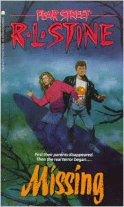 Fear Rlstine The missing fear 4 by r l stine reviews discussion bookclubs lists
