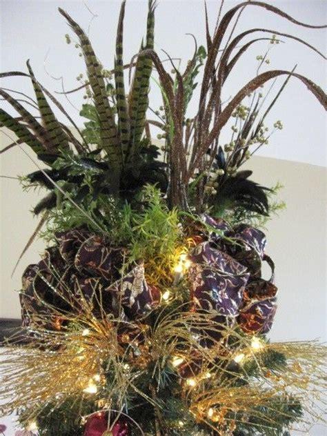 rustic tree topper christmas pinterest