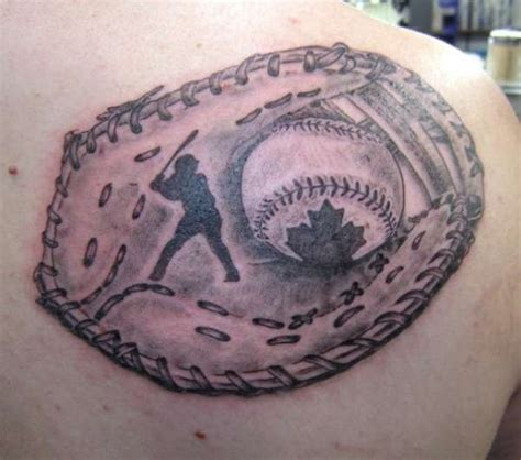 40 Baseball Tattoo Designs And Ideas I Luve Sports Baseball Designs For