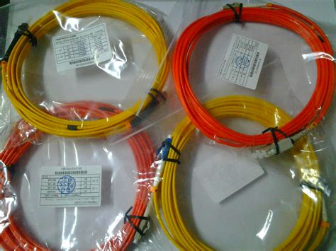 Patchcord Sc Upc Lc 3m Om3 Fiber Optik Harga Distributor fiberlink fiber optic solutions jual patch cord fiber optik patchcord