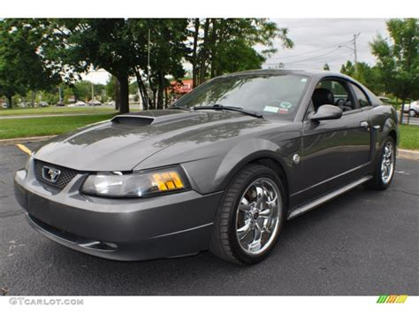 Forde Gry Grey 2004 shadow grey metallic ford mustang gt coupe
