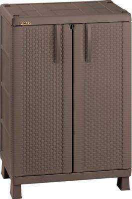 armario homecenter armario mediano rattan 94x45x65cm homecenter co