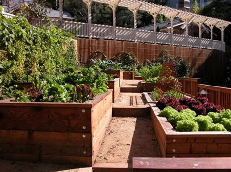 Kitchen Garden Design Ideas Landscaping Network Kitchen Garden Designs