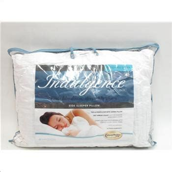 Indulgence By Isotonic Side Sleeper Pillow by Pin By Shante Mathes On Home Ideas