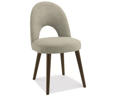 Upholstered Linen Dining Chairs Oslo Linen Upholstered Dining Chair Sold Individually