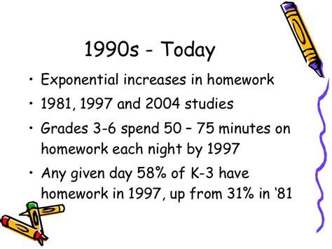 Homework Hubbub by Homework In K 12 Education