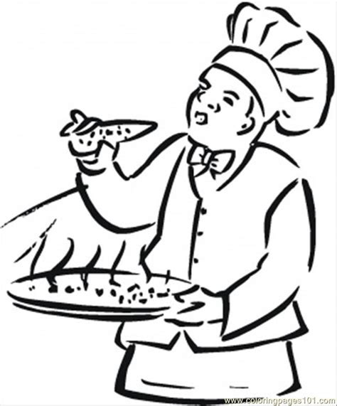 italian coloring page coloring home