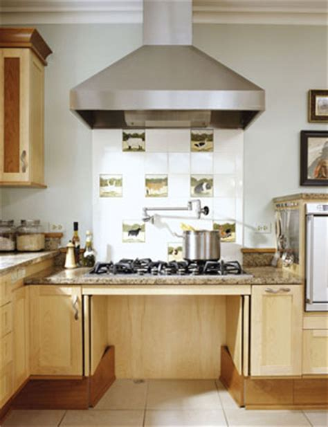 accessible kitchen design universal design can help you stay in your home longer