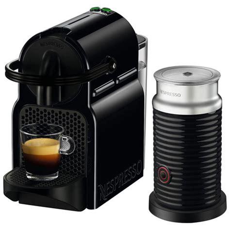 best price nespresso machine nespresso inissia coffee machine by de longhi with