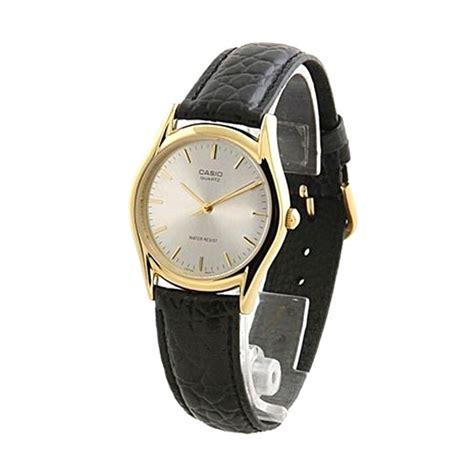Jam Tangan Pria Casio Analog Mtp Vs02l 7a Original jual casio casual mtp 1096q 7a silver jam tangan pria