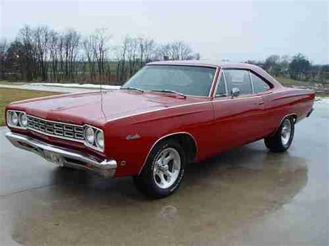 68 plymouth satellite for sale find used 68 plymouth satellite solid original car