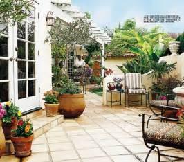 mediterranean style garden design ideas home decoration collection