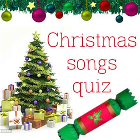 picture christmas song quiz songs quiz