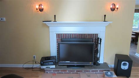 simsbury ct mount tv above fireplace home theater home theater installation connecticut s finest home