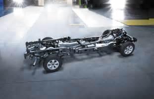 Ford F 150 Aluminum Frame 2015 Ford F 150 Frame Creates Better Performance