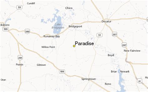 paradise texas map paradise tx weather related keywords paradise tx weather keywords keywordsking