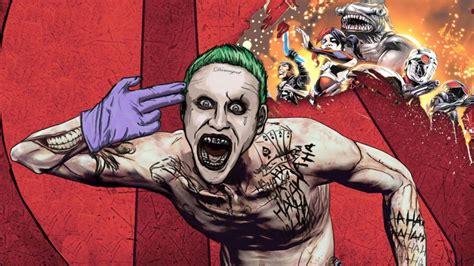 imagenes de joker nuevo 191 y bien 191 que te parecio suicide squad levelup