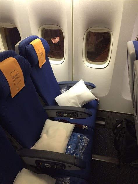 klm economy comfort seat review review of klm flight from new york to amsterdam in premium eco