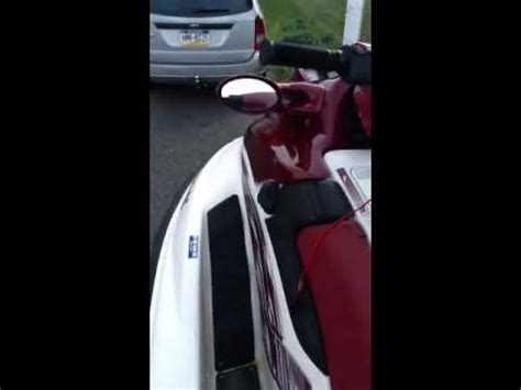 sea doo boat beeping 1998 seadoo gtx limited 951 for sale parts only not w