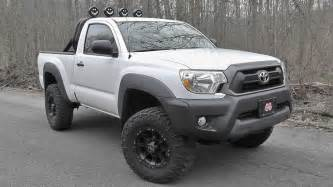 Toyota Tacoma Single Cab 2012 Toyota Tacoma Regular Cab Road Build Trucks