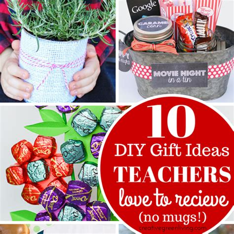 10 clever diy gift ideas for teachers no mugs allowed
