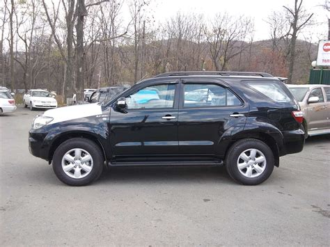 Toyota Fortuner 2011 Specifications Toyota Fortuner 2 7 2011 Technical Specifications Of Cars
