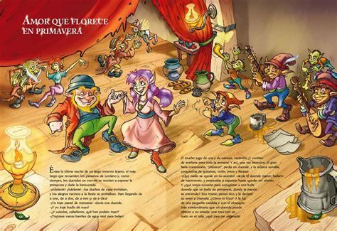 cuentos para ninas duende grupo clasa entre hadas y duendes cuentos y relatos