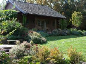 log cabin retreat traditional landscape philadelphia