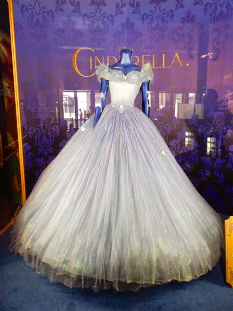 Hollywood Movie Costumes and Props: Cinderella ball gown