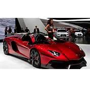 2015 Lamborghini Aventador J  YouTube