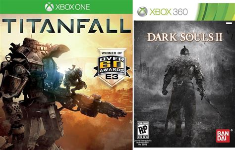 Original Xbox 360 Titanfall titanfall and souls 2 landed on xbox consoles windows central