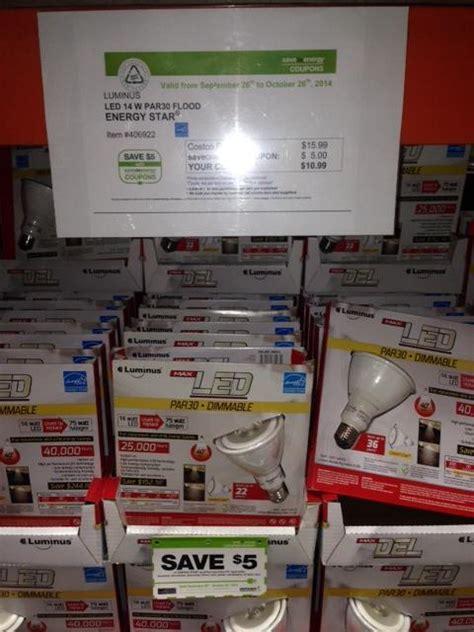 luminus light bulbs canada costco ontario luminus led cfl 5 gu10 led 2